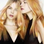 Kolekcja Colour ID - Robert Eaton - popielaty, łososiowy, złoty i żółty blond sombre