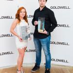 zwycięzcy w kategorii new talent - konkurs trendów Goldwell Color Zoom Challenge 2015